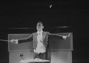 Richard Ilya Tauber ist Dirigent aus Wien. Dirigierunterricht in Wien.